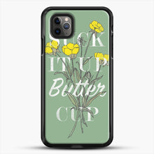 Load image into Gallery viewer, Suck It Up Buttercup iPhone 11 Pro Max Case, Black Rubber Case | JoeYellow.com