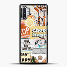 Load image into Gallery viewer, Summer Collage Samsung Galaxy Note 10 Plus Case