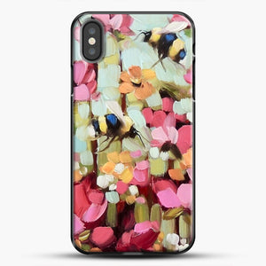 Sweet Bumblebees iPhone Case