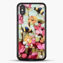 Load image into Gallery viewer, Sweet Bumblebees iPhone Case