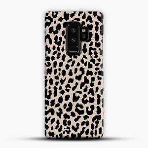 Tan Leopard Samsung Galaxy S9 Plus Case