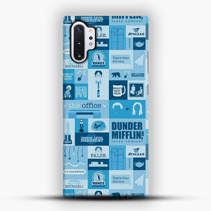 The Office Samsung Galaxy Note 10 Plus Case