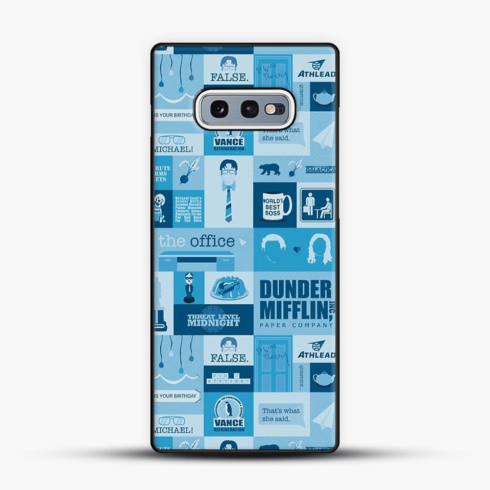 The Office Samsung Galaxy S10e Case