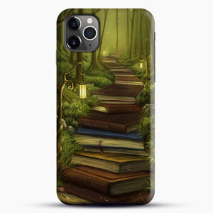The Readers Path iPhone 11 Pro Max Case, Black Snap 3D Case | JoeYellow.com