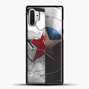 The Shield and the Soldier Samsung Galaxy Note 10 Plus Case
