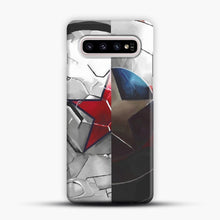 Load image into Gallery viewer, The Shield and the Soldier Samsung Galaxy S10e Case