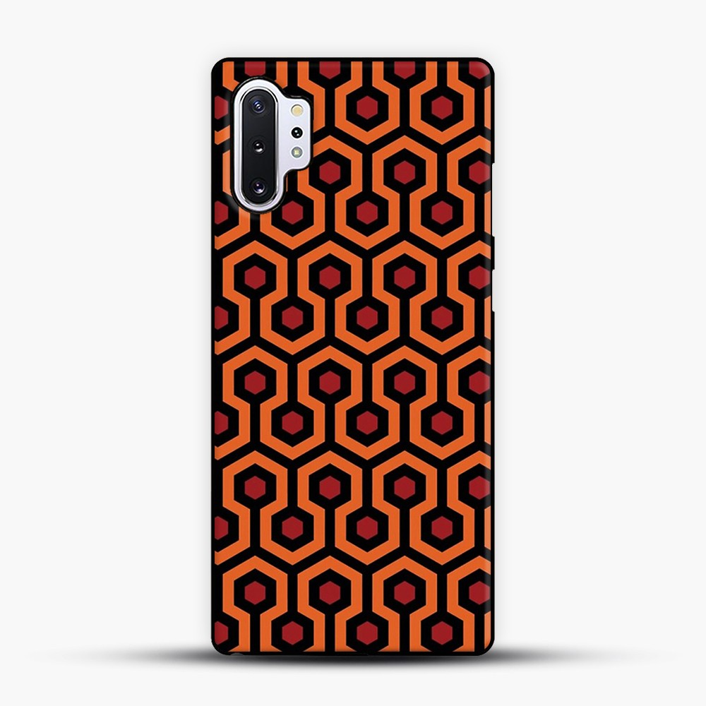 The Shining Overlook Hotel Carpet Samsung Galaxy Note 10 Plus Case