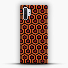 Load image into Gallery viewer, The Shining Overlook Hotel Carpet Samsung Galaxy Note 10 Plus Case