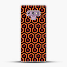Load image into Gallery viewer, The Shining Overlook Hotel Carpet Samsung Galaxy Note 9 Case
