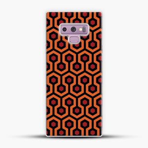 The Shining Overlook Hotel Carpet Samsung Galaxy Note 9 Case