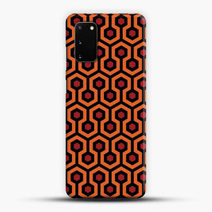The Shining Overlook Hotel Carpet Samsung Galaxy S20 Case, Snap 3D Case | JoeYellow.com