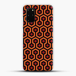 The Shining Overlook Hotel Carpet Samsung Galaxy S20 Plus Case, Snap 3D Case | JoeYellow.com