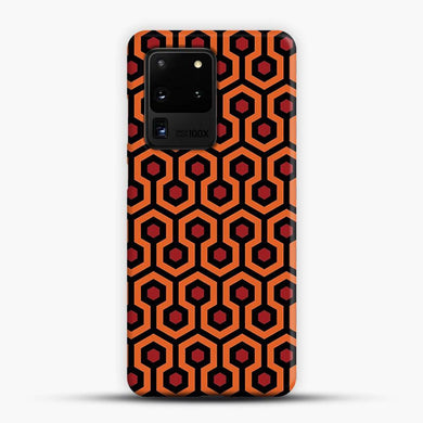 The Shining Overlook Hotel Carpet Samsung Galaxy S20 Ultra Case, Snap 3D Case | JoeYellow.com