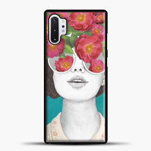 Load image into Gallery viewer, The optimist rose tinted glasses Samsung Galaxy Note 10 Plus Case