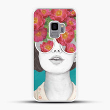 Load image into Gallery viewer, The optimist rose tinted glasses Samsung Galaxy S9 Case