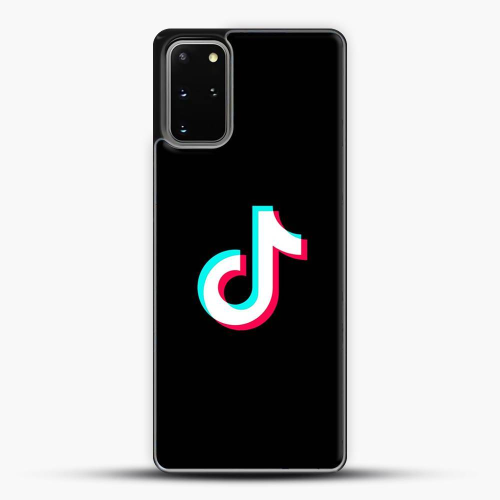 Tik Tok Samsung Galaxy S20 Plus Case, Black Plastic Case | JoeYellow.com