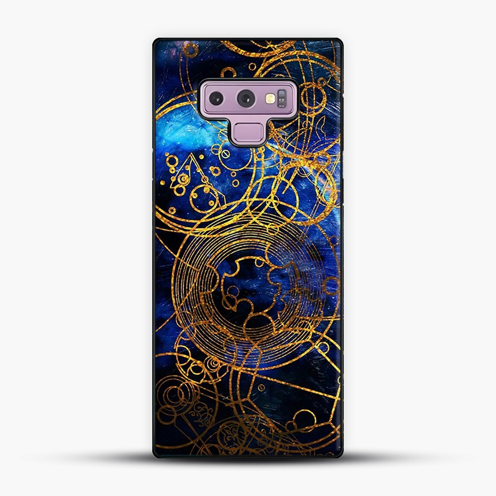 Time Lord Writing Samsung Galaxy Note 9 Case