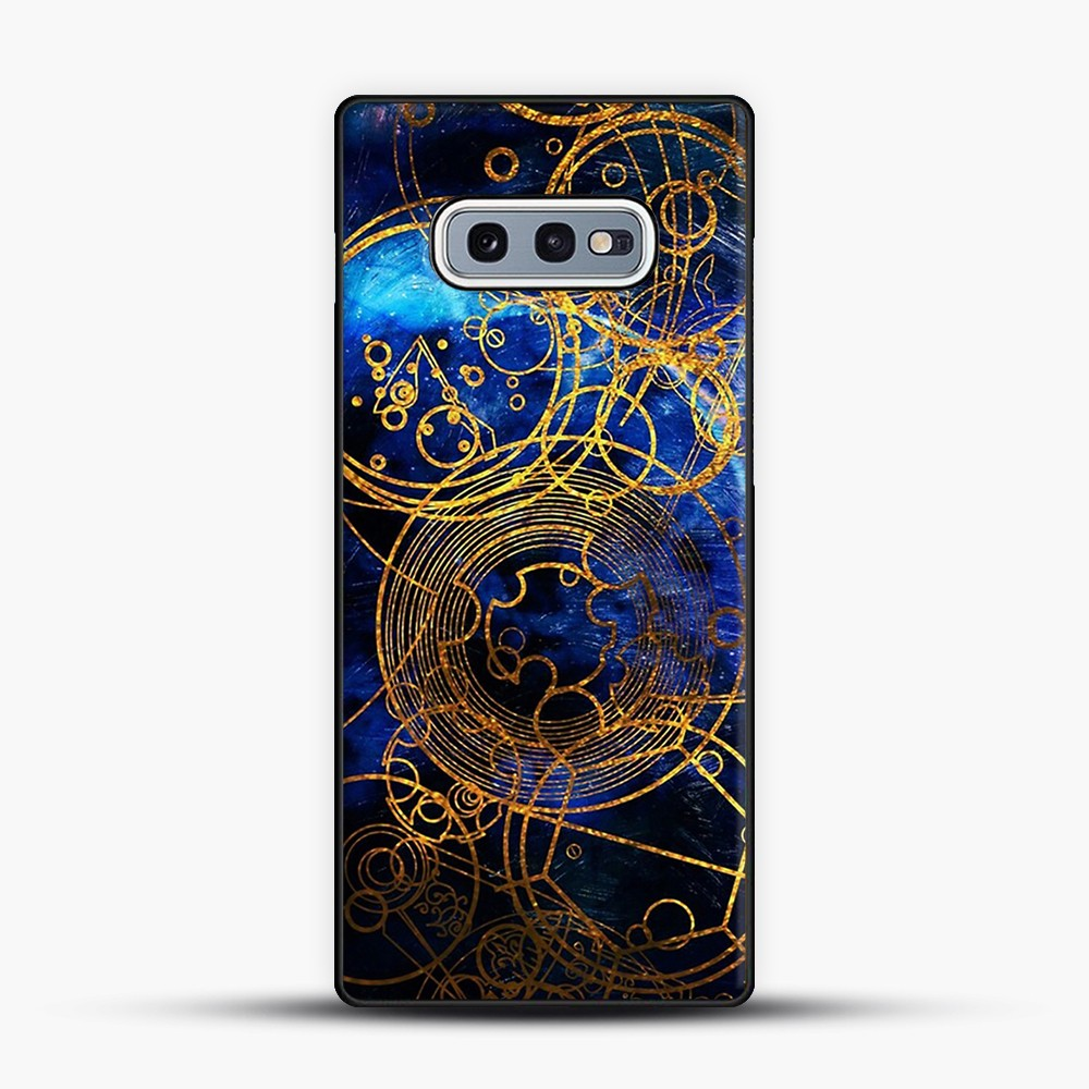 Time Lord Writing Samsung Galaxy S10e Case