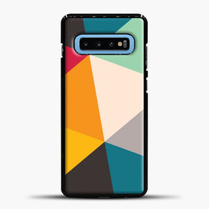 Triangles 2012 Samsung Galaxy S10 Case