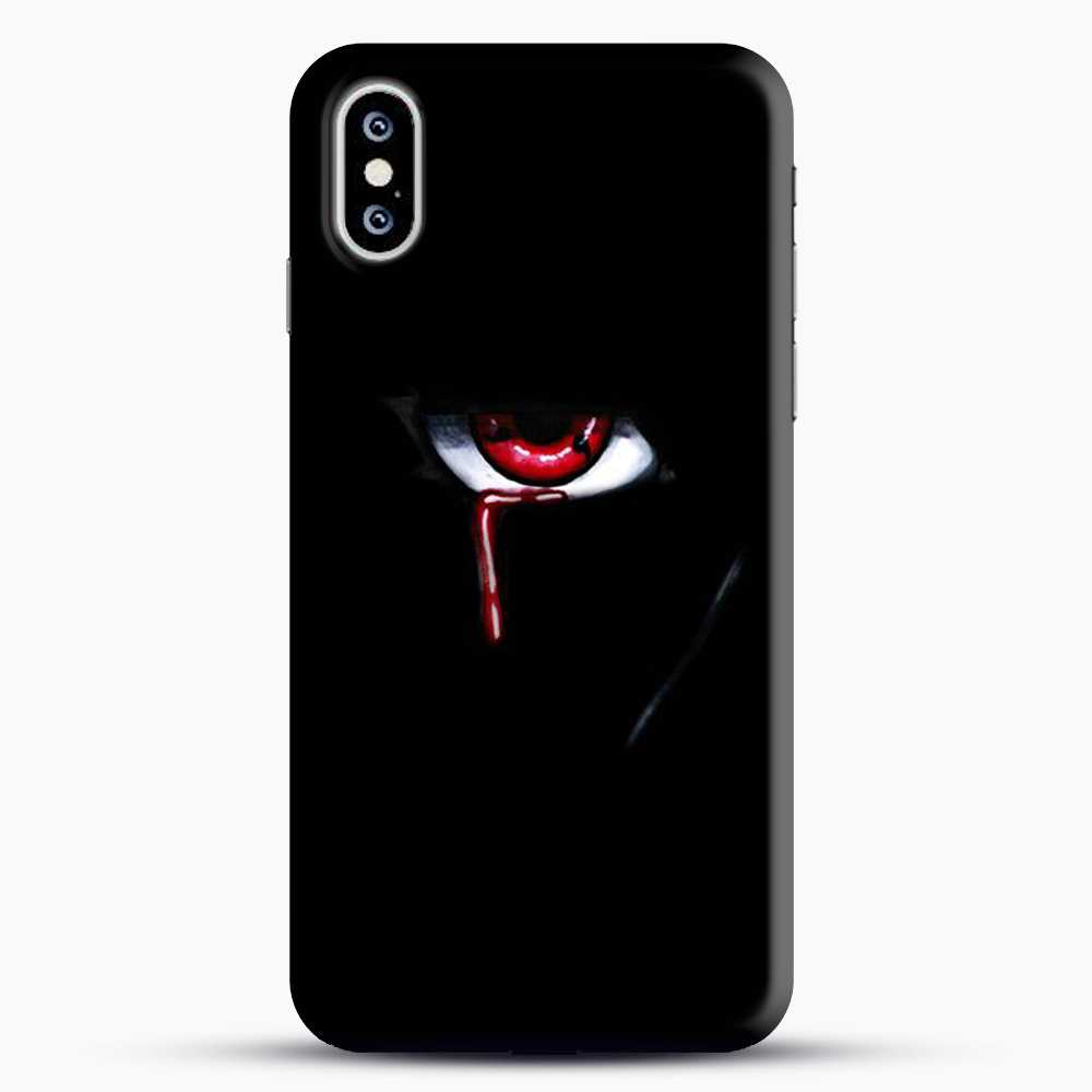 Uchiha Itachi Eyes iPhone XS Max Case