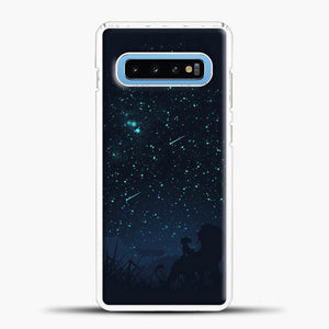 Under The Stars Samsung Galaxy S10 Case