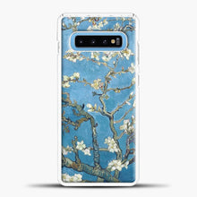 Load image into Gallery viewer, Vincent van Gogh Branches with Almond Blossom Samsung Galaxy S10 Case