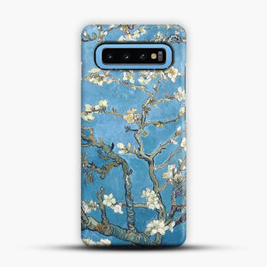 Vincent van Gogh Branches with Almond Blossom Samsung Galaxy S10 Case