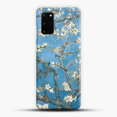 Vincent Van Gogh Branches With Almond Blossom Samsung Galaxy S20 Case, Snap 3D Case | JoeYellow.com