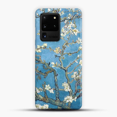 Vincent Van Gogh Branches With Almond Blossom Samsung Galaxy S20 Ultra Case, Snap 3D Case | JoeYellow.com