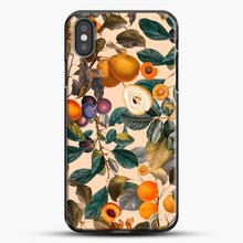 Load image into Gallery viewer, Vintage Fruit Pattern iPhone Case
