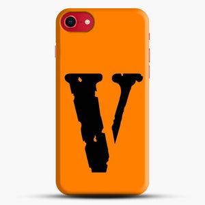 Vlone Logo iPhone SE 2020 Case, Snap 3D Case | JoeYellow.com
