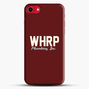 WHRP Plumbing Ink iPhone 7 Case
