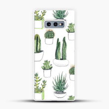 Load image into Gallery viewer, Watercolour Cacti And Succulents Samsung Galaxy S10e Case