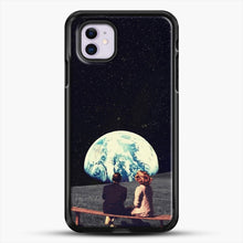 Load image into Gallery viewer, We Used To Live There iPhone 11 Case, Black Rubber Case | JoeYellow.com