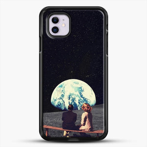 We Used To Live There iPhone 11 Case, Black Rubber Case | JoeYellow.com