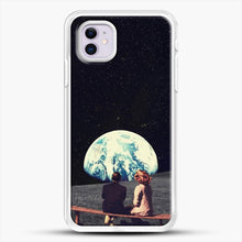 Load image into Gallery viewer, We Used To Live There iPhone 11 Case, White Rubber Case | JoeYellow.com