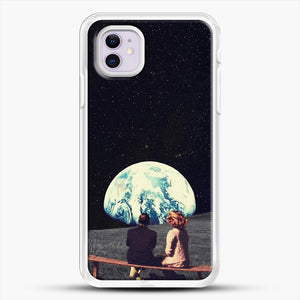 We Used To Live There iPhone 11 Case, White Rubber Case | JoeYellow.com