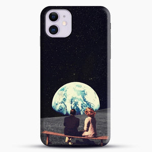 We Used To Live There iPhone 11 Case, Black Snap 3D Case | JoeYellow.com