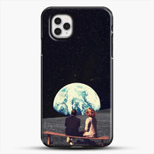 Load image into Gallery viewer, We Used To Live There iPhone 11 Pro Case, Black Plastic Case | JoeYellow.com