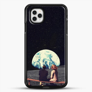 We Used To Live There iPhone 11 Pro Case, Black Rubber Case | JoeYellow.com