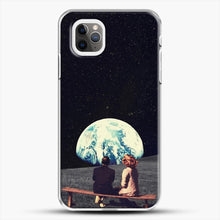 Load image into Gallery viewer, We Used To Live There iPhone 11 Pro Max Case, White Plastic Case | JoeYellow.com