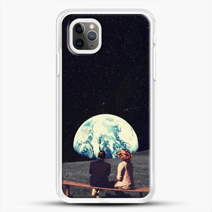 We Used To Live There iPhone 11 Pro Max Case, White Rubber Case | JoeYellow.com