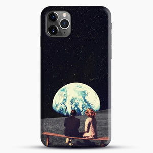We Used To Live There iPhone 11 Pro Max Case, Black Snap 3D Case | JoeYellow.com