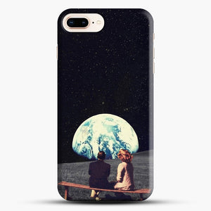 We Used To Live There iPhone 7 Plus Case, Black Snap 3D Case | JoeYellow.com