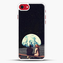 Load image into Gallery viewer, We Used To Live There iPhone 8 Case, White Rubber Case | JoeYellow.com
