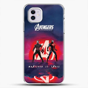 Whatever It Takes Avenger iPhone 11 Case