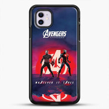 Load image into Gallery viewer, Whatever It Takes Avenger iPhone 11 Case