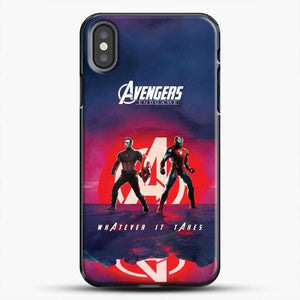 Whatever It Takes Avenger iPhone X Case