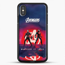Load image into Gallery viewer, Whatever It Takes Avenger iPhone X Case