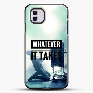 Whatever It Takes Imagine Dragon iPhone 11 Case